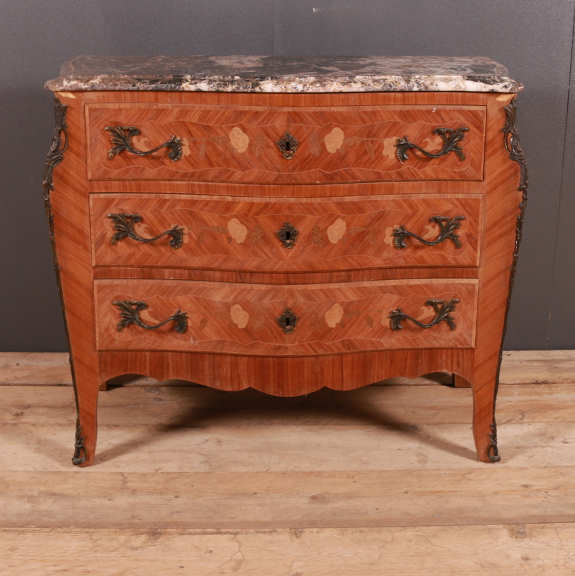 Rococo Style Commode