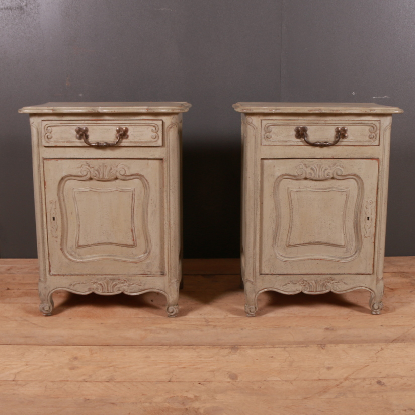 Pair of Bedside Cupboards