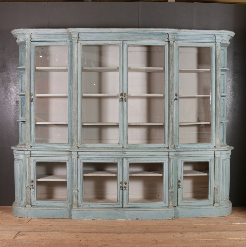 Magnificent Country House Bookcase