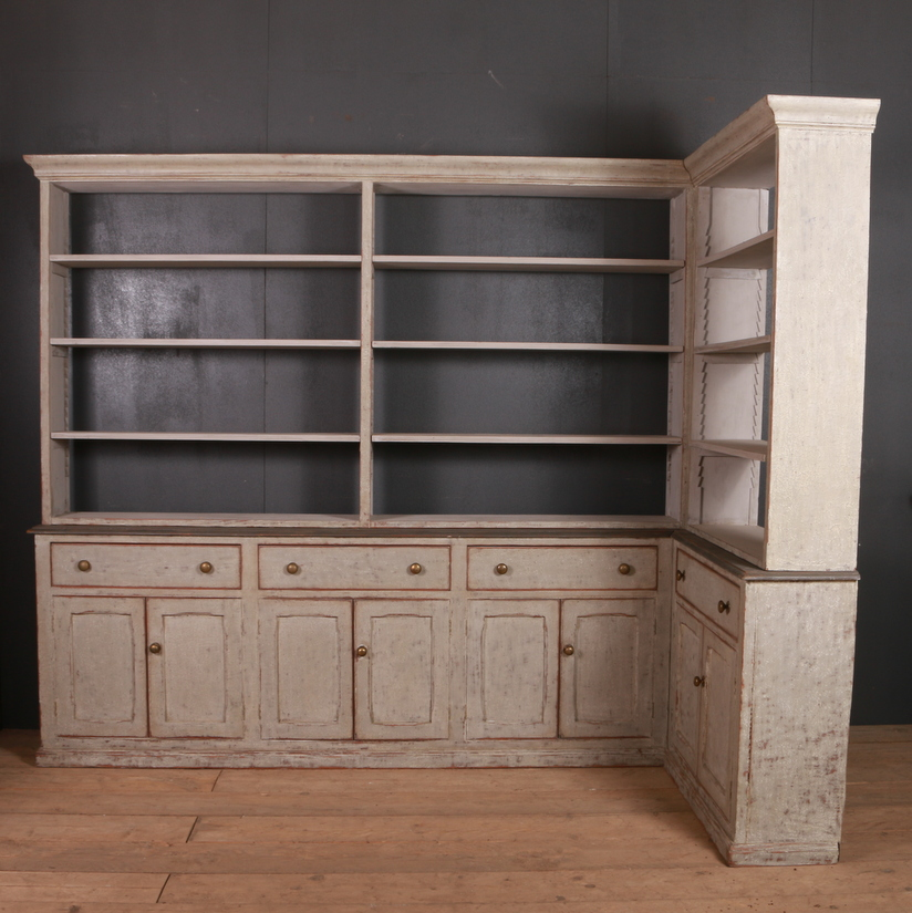 Country House Corner Dresser