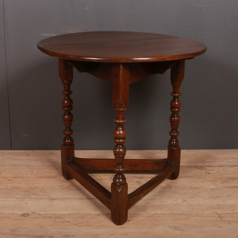 Welsh Oak Cricket Table