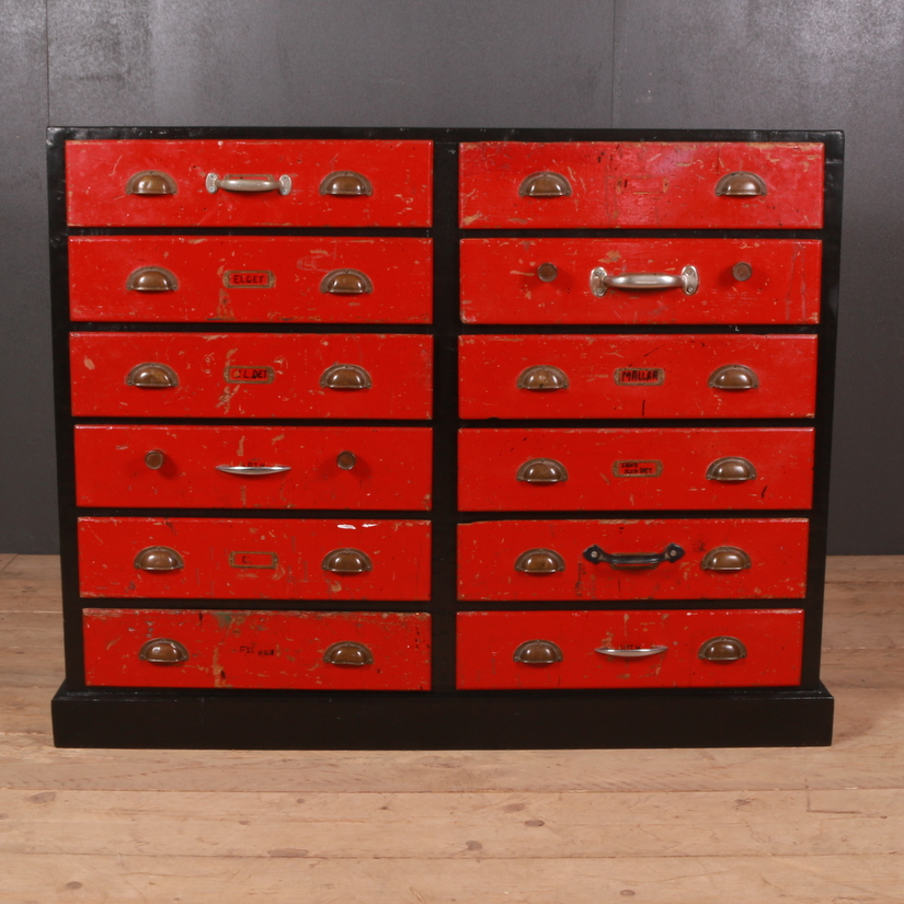 Swedish Bank of Drawers