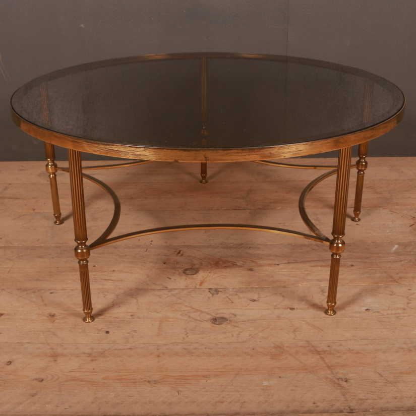 Large French Low Table