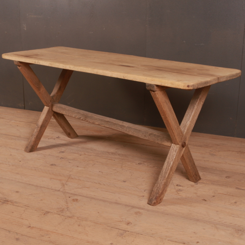 Oak and Pine Tavern Table