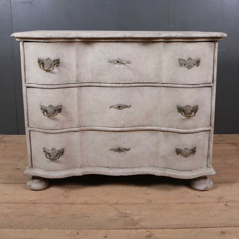 Painted Danish Commode