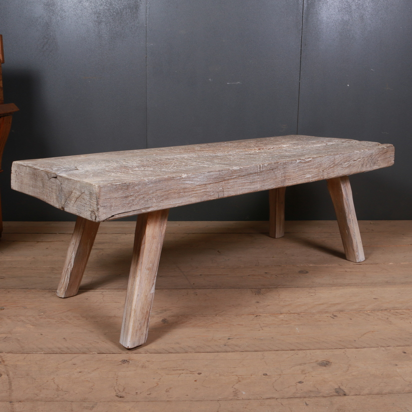 Primitive French Low Table