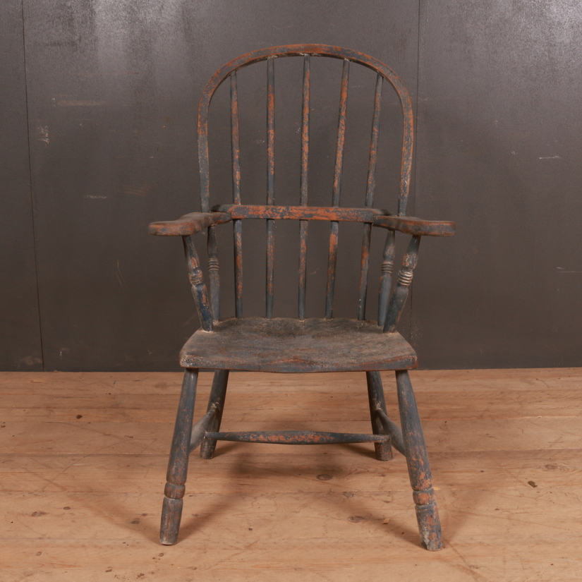 Primitive Windsor Chair
