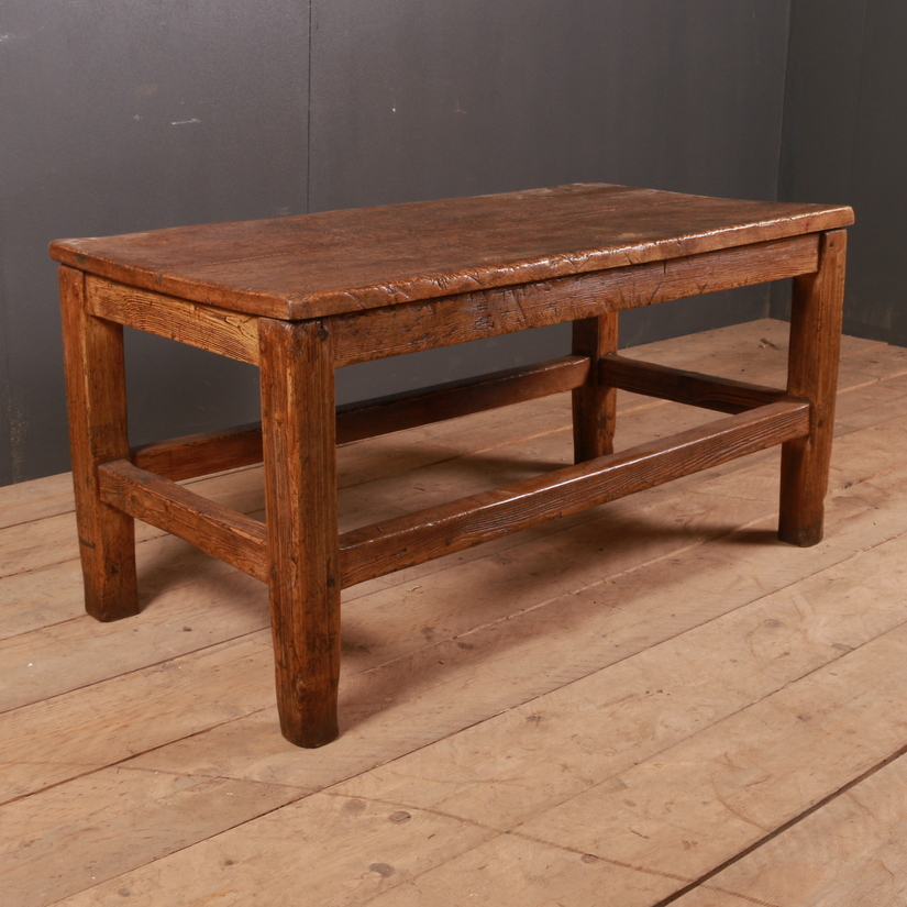 Rustic Low Table