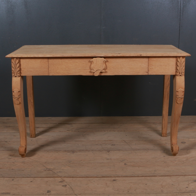 Scottish Bleached Console Table