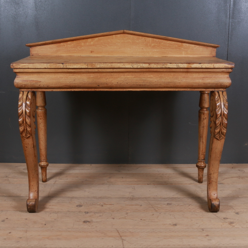 Scottish Console Table