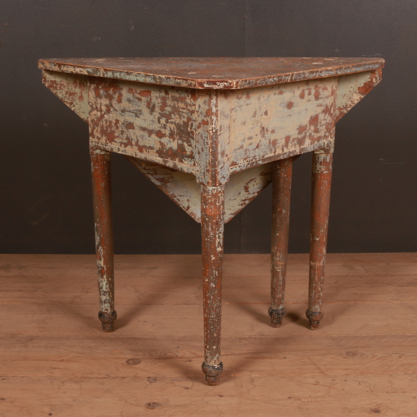 Swedish Console Table