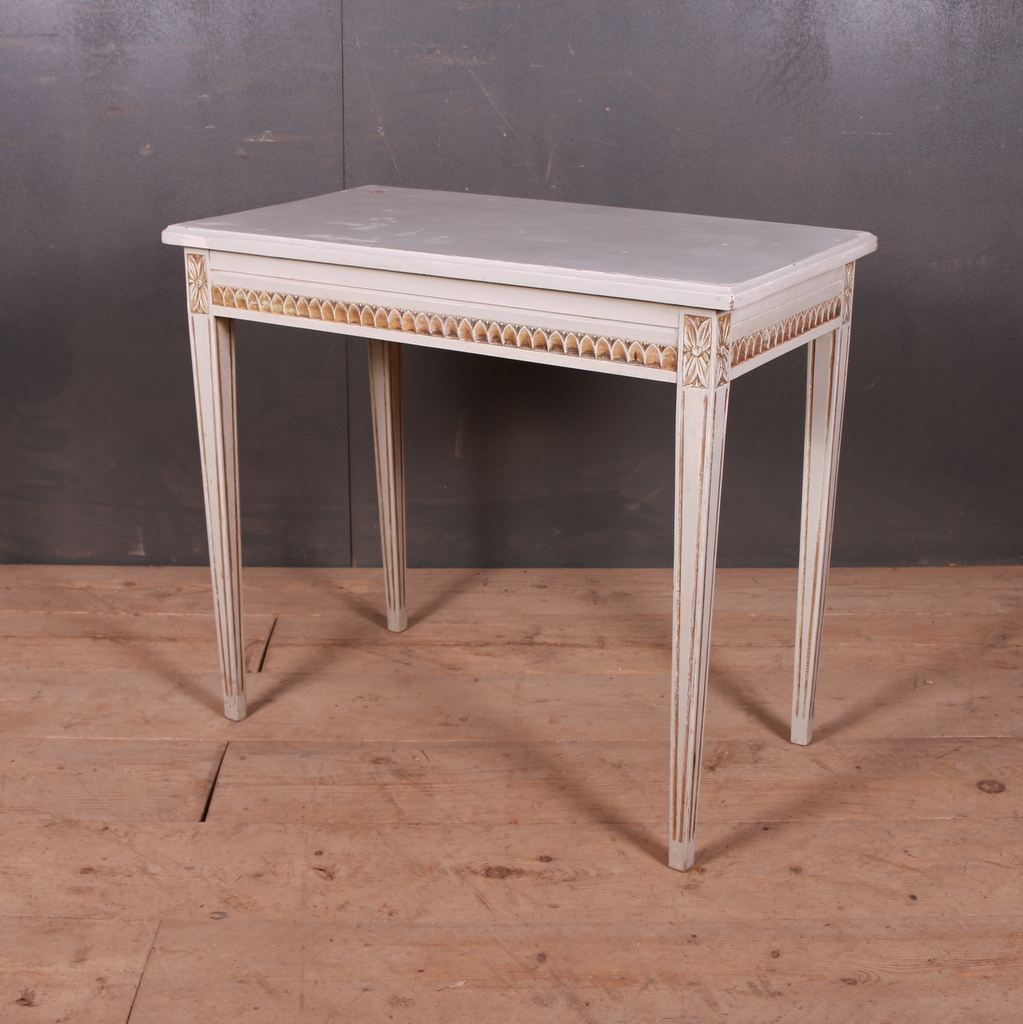 Swedish Gustavian Side Table