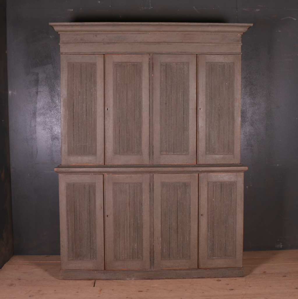 Swedish Linen Cupboard