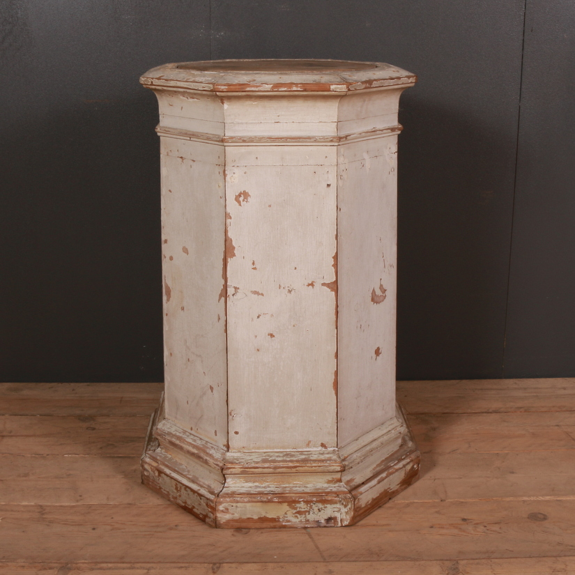 Unusual English Pedestal