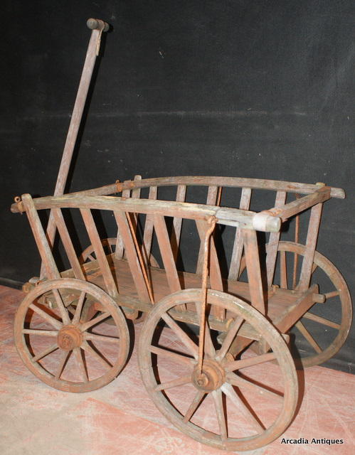 Antique Dog Cart