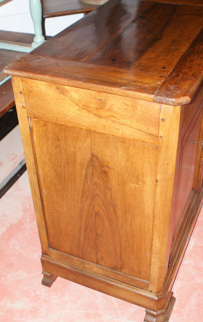 French Walnut Enfilade
