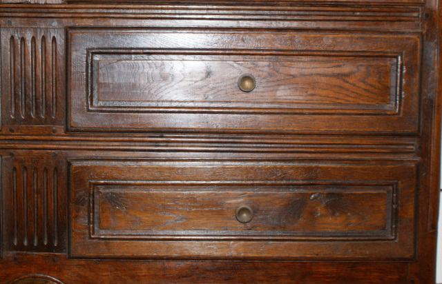 French Oak Armorie