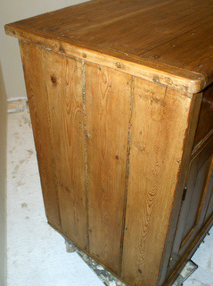 Country House Pine Dresser Base