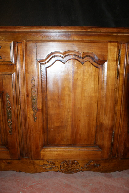 Cherry wood Enfilade