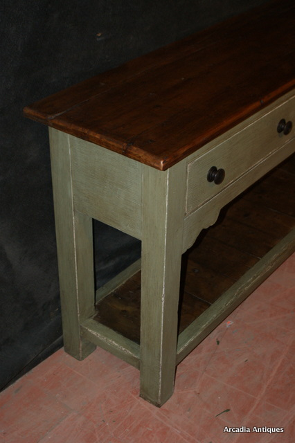 Custom Built 3 Drawer Potboard Server.