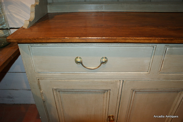 Painted Farmhouse Dresser