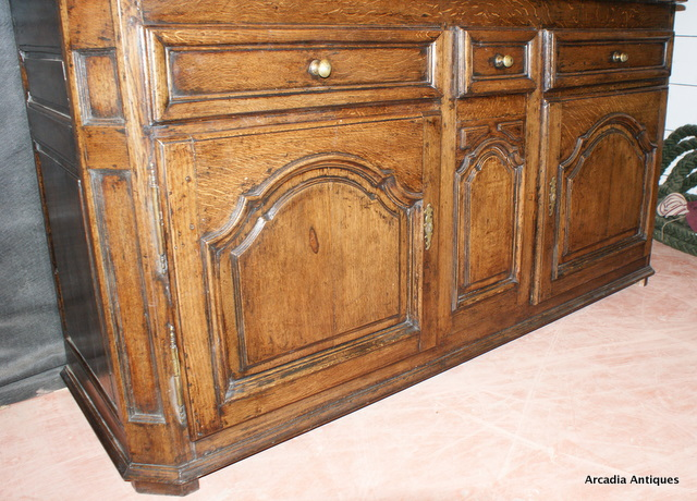 Wonderful Oak Enfilade