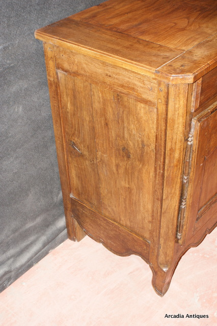 French Elm Buffet