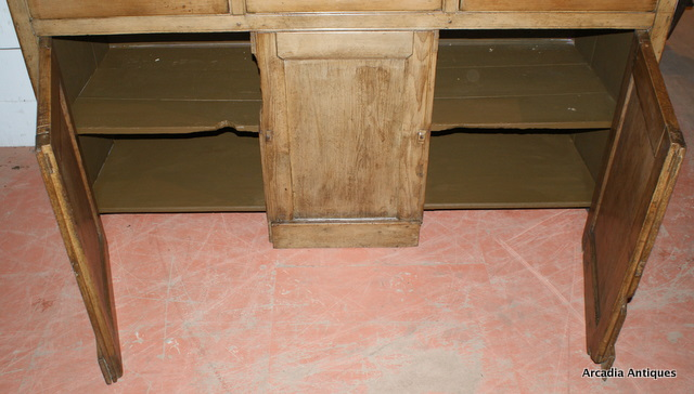 Scottish Pine Dresser Base