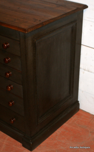 12 Drawer Dresser Base