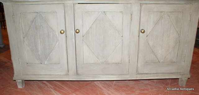 Painted Enfilade.