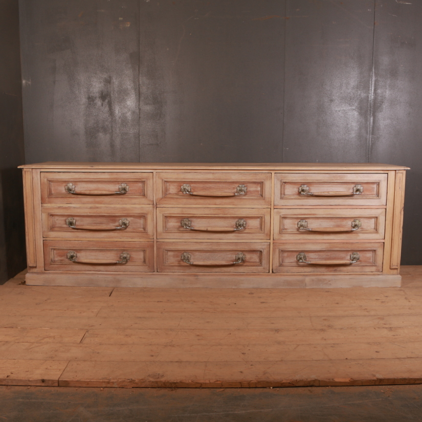 Bank of Drapers Drawers