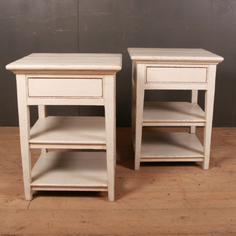 Bespoke Bedside Tables