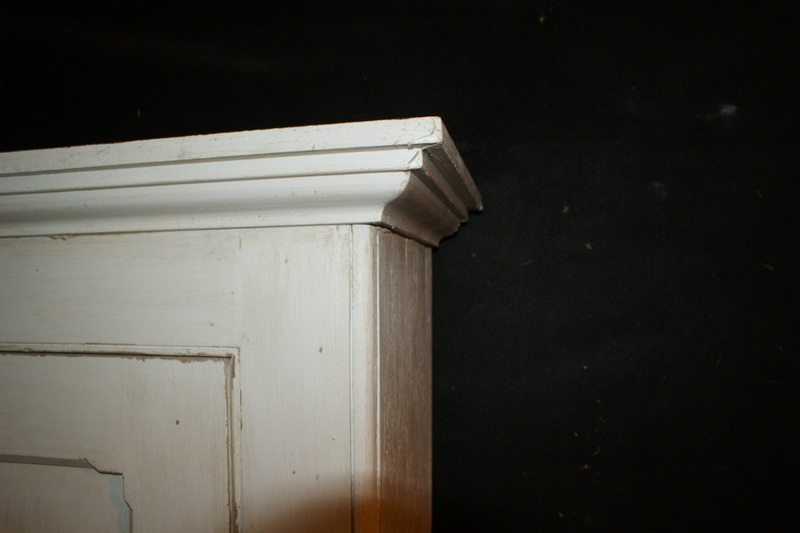 Painted Chimney Cupboard