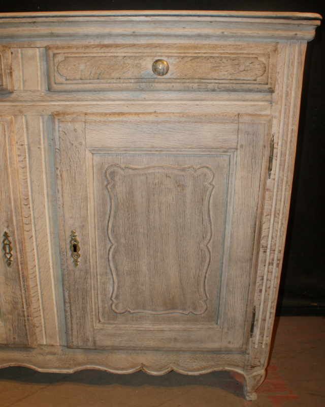 Antique Oak Enfilade