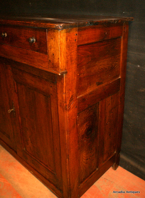 French Fruitwood and Pine Enfilade