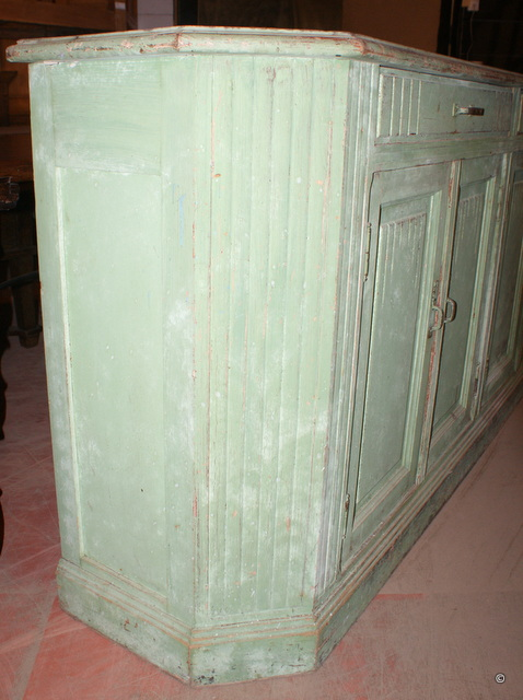 Antique French Enfilade