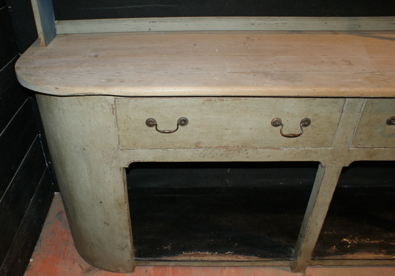 Very Rare Georgian Bath  Dresser