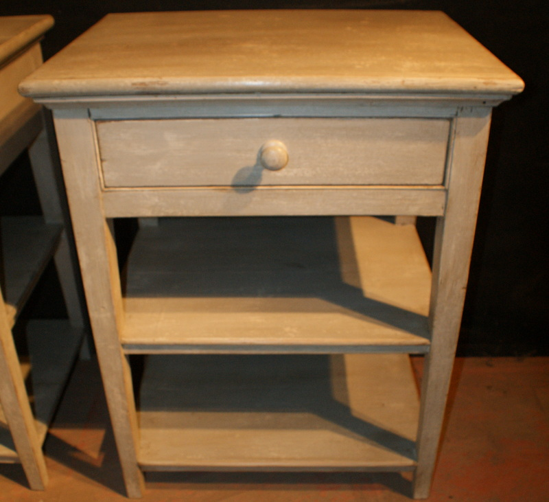 Custom Built Bedside Tables