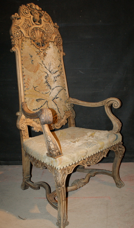 Wonderful Walnut Side Chair