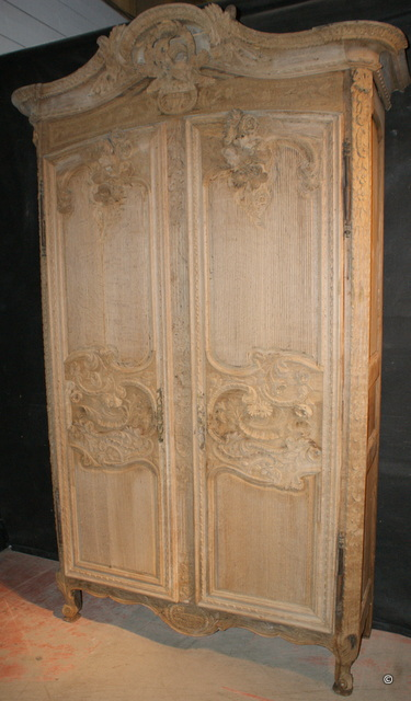 Exceptional Marriage Armoire