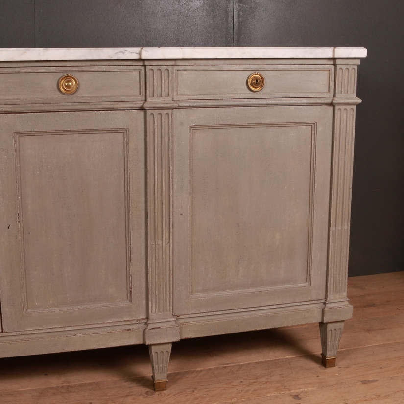 Elegant French Enfilade