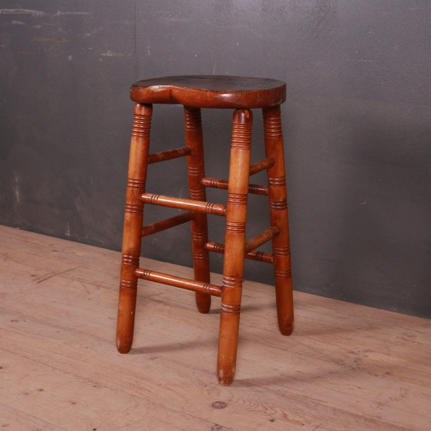 English Bar Stool