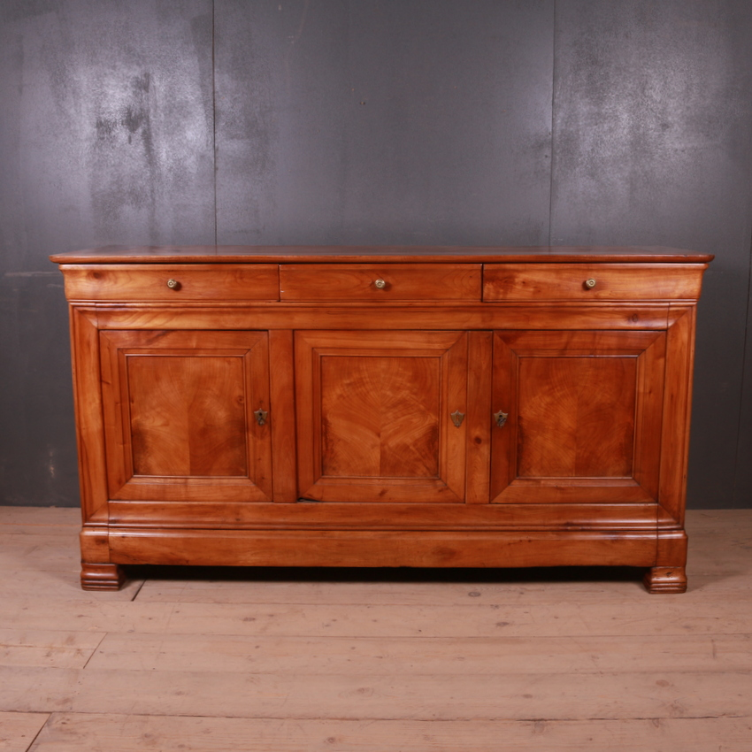 French Cherrywood Enfilade/ Sideboard