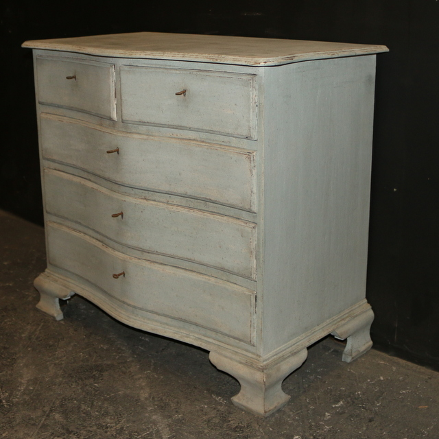 Little Painted Commode