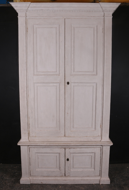 Architectural Linen Cupboard