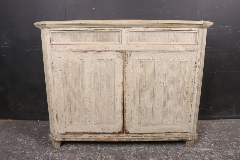 Painted Swedish Buffet
