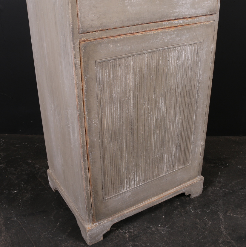 Painted Jam Cupboard