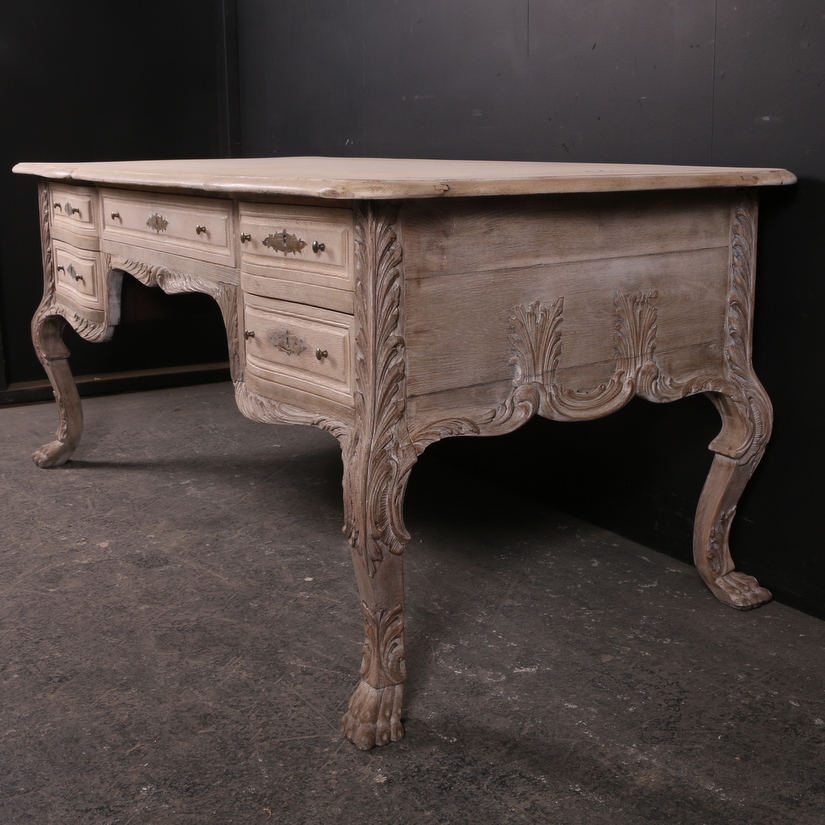 Stunning Italian Oak Desk