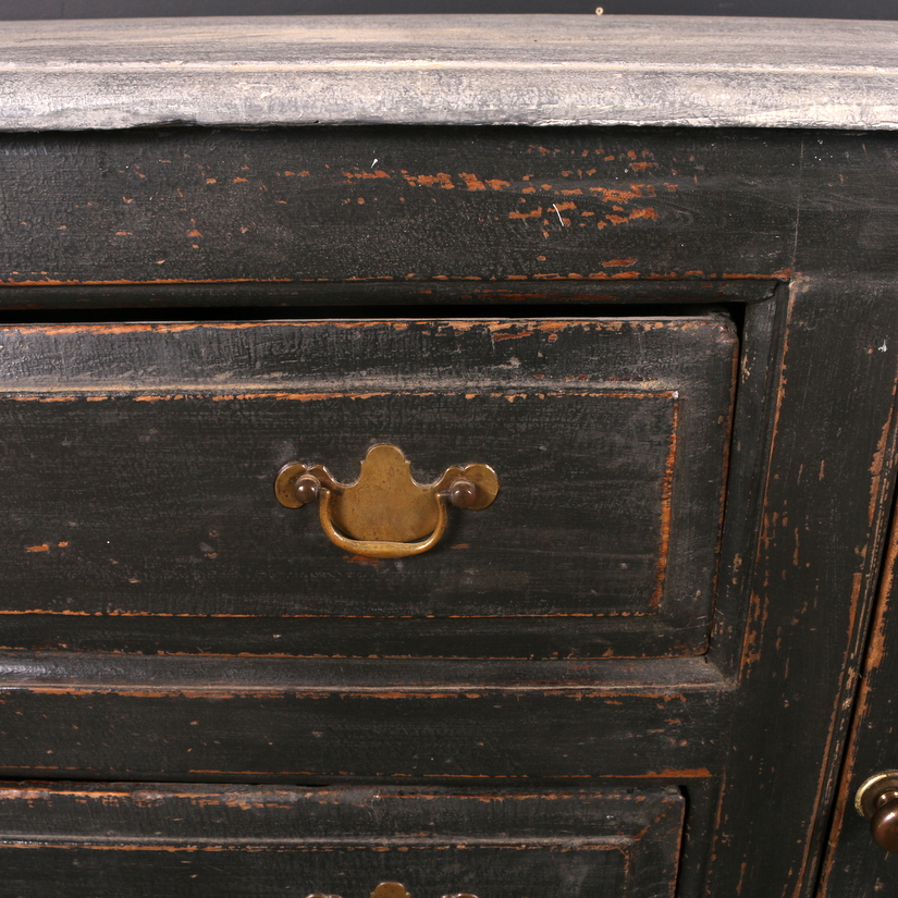 18th Century Country House Dresser Base