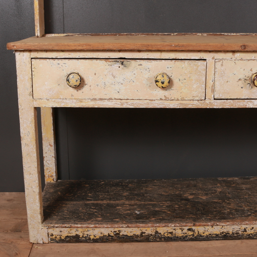 Country House Potboard Dresser